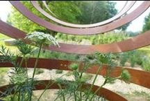 Butin - Parcours d'Art STUWA / Installation artistique paysagère