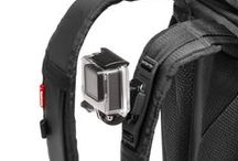 MANFROTTO OFF ROAD STUNT BAG COLLECTION / Trust your power. Stunt bag family for action cameras.