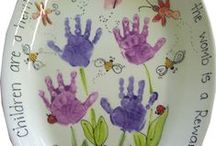 Ella Ideas / Crafts I might like to do with my adorable 3 year old niece.