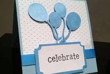 Card making Inspiration / Cricut and Cuttlebug handmade cards