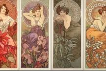 Art Nouveau / by Mollie Zauner