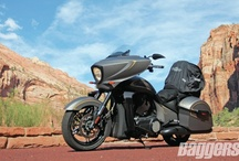 Victory Motorcycles / Victory Baggers / by Baggers Mag