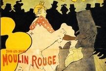 Poster - France - Toulouse-Lautrec
