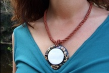 Treasures from the sea / Handmade shell jewelry for your summer outfit?