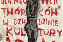 Poster - Poland - Krolak / Posters by polish graphic designer Agata Krolak