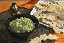 Halloween / Achtung kleine Hexen, Gespenster oder Monster: Wir haben spannende Halloween-Snacks für Euch!
