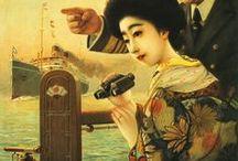 Poster - Japan - Vintage