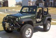 Wrangler / Jeep 4X4