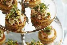 Let´s have a party! / Let´s party! Wir haben köstliche kleine Snacks für großartige Nächte vorbereitet. Mit Walnüssen aus Kalifornien bekommen sie den richtigen Biss.