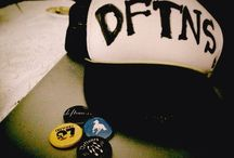 DFTNS / my tribute to DFTNS = DEFTONES