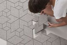 2D patterns, tiles & wallpapers
