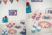 Party Pops Theme Parties {My Blog}