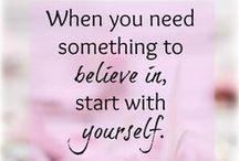 Believing Is Receiving