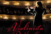 The Devil's Violinist..♫ / The Beautiful Movie about the famous violinist Paganini played by the fantastic David Garrett