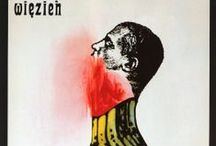 Poster - Poland - Cieslewicz / Posters from polish designer Roman Cielsewicz (1930 - 1996)