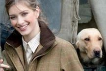 Tweed and hound