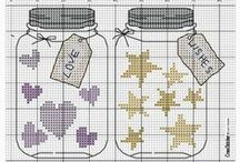 etamin / cross stitch xXx
