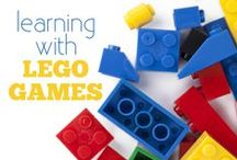 Games & Learning / by All Things LEGO