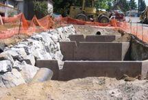 SUDS & GI construction