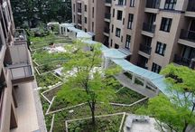 SUDS & GI courtyards