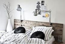 Piccoli spazi: la camera da letto / Esempi di piccole camere da letto.
