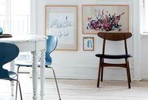 Decorare senza appesantire l'ambiente / Prendi spunto da queste immagini per decorare la tua casa in modo accogliente ma non caotico.