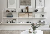 Mobili leggeri e lineari / Dico sempre che per i piccoli spazi bisogna scegliere mobili leggeri e lineari, ma cosa vuol dire? Ecco qualche esempio.