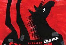 Poster - Poland - Chojna / Posters from polish artist Elzbieta Chojna