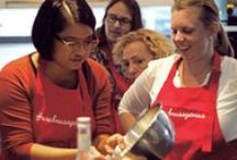 "Blogger Baking Workshop ""Herzhaftes Backen"""