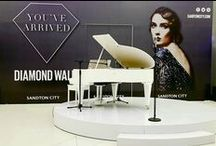 Diamond Walk Launch - Sandton City / Dithakga Events