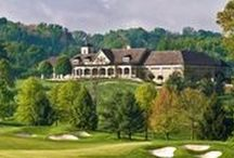 The Virginian - Tri-Cities Wedding Venue / Choose one of their five event venues for your special day. Choose from their Clubhouse, which over looks their Award Winning Tom Fazio Golf Course, as well as their picturesque Vineyard, and their newest edition, The Round at The Virginian. Call today to set up an appointment to discuss how they can help you plan the wedding of your dreams. Contact them: (276)645-7050
