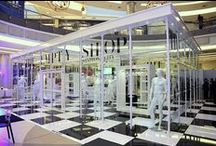 Stages, Sets, Exhibition Stands & Renders
