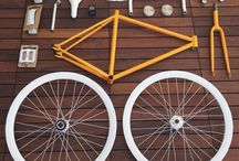 I like bike / Bikes in all shapes, sizes, color, and configuration- old and new.  / by Chris Corey