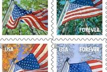 Stamps - USA / by Christina Livingston