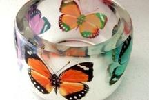bracelet résine / by jade Lamory