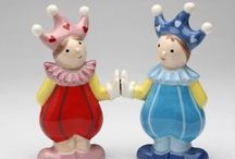 Salt and Pepper Shakers / by Christina Livingston