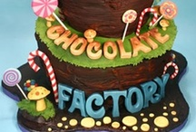 Charlie and the Chocolate Factory Birthday Party / Ideas to create a Charlie and the Chocolate Factory Birthday Party.