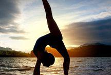 Gymnast! / Wish I still was a gymnast! :/