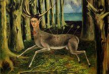 Art of Frida Kahlo
