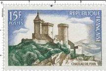 Les timbres du Pays de Foix