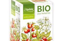 BIO čaje / + Doložitelnost původu bylin. + Bez použití umělých hnojiv a pesticidů. + Výrobky podléhají dozoru certifikačních organizací. /            Pro tuto kolekci čajů jsou používány suroviny pocházející z ekologicky kontrolovaného zemědělství a celý technologický proces výroby podléhá přísné kontrole tak, aby byla zajištěna BIO kvalita surovin i samostatných výrobků.