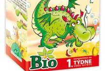 Dětské bylinné čaje / + Příjemná vůně a vyvážená chuť. + Podpora pitného režimu. + Schváleno Českou pediatrickou společností. + Řada výrobků v BIO kvalitě. /      Jedinečná kolekce čajů určená pro děti od nejútlejšího věku. Bylinné a ovocné čajové směsi byly sestaveny podle specifických potřeb dětí a byly schváleny Českou pediatrickou společností.
