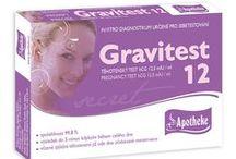 Těhotenské testy / + Vysoká citlivost průkazu HCG v moči. + Jednoduché použití. + Kvalitní test za přijatelnou cenu. / Rychlý, citlivý, přesný. Pro včasnou diagnostiku těhotenství s vysokou spolehlivostí a výsledkem testu do 5 minut. Vysoká citlivost (HCG 12,5 mlU/ml), může prokázat těhotenství již v den očekávané menstruace.