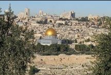 Holy Land, Israel / Pictures taken in the Holy Land from our pilgrimage and choir tours!