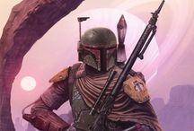Star Wars / by Elizabeth Allen