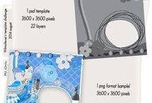 Challenges for Digiscrap / Scrapbooking / This board contains a lot of great challenges for Digiscrapbooking! Come win a prize for playing.