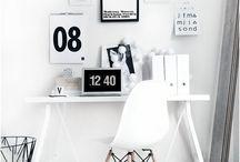 Apartment ideas - Office Room