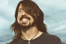 There Goes my Hero... / Dave Grohl & Foo Fighters / by Louise Norris