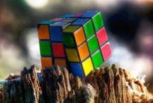 Rubik / Magic cube / Rubik kocka mindenütt!