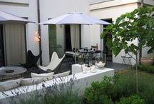 Outdoors/puutarha/terassi / Puutarha ja terassisuunnitelmia omaan kotiini<3